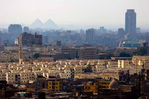 Old Cairo Egypt